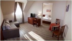 Deluxe szoba, Vitis Hotel, Villány
