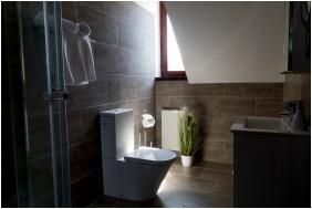 Vitis Hotel, Fürdőszoba