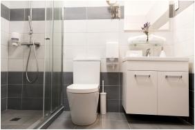 Fürdőszoba - Vitis Hotel