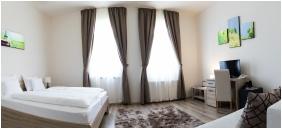 Superior szoba, Vitis Hotel, Villány