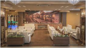 Wellness Hotel Gyula, Recepció - Gyula