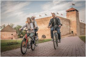 Wellness Hotel Gyula, Biciklizés