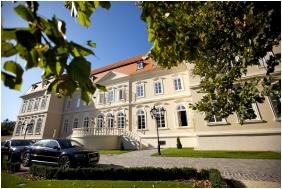 La Contessa Kast�lyhotel, Szilv�sv�rad, �p�let
