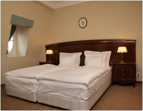 La Contessa Kast�lyhotel, Standard szoba