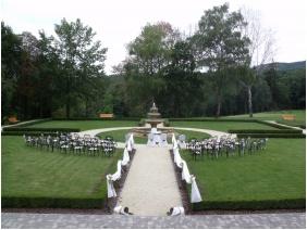 Garden - Castle Hotel La Contessa