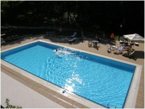 Castle Hotel La Contessa, Szilvasvarad, Adventure pool