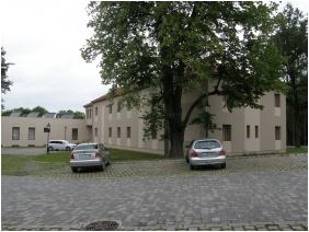 Castle Hotel La Contessa, Building - Szilvasvarad