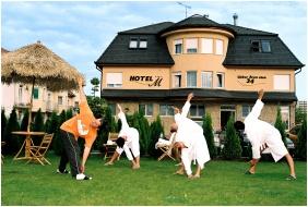 Wellness Hotel-M, Kezelés - Hajdúszoboszló