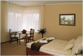 Wellness Hotel-M, Hajdúszoboszló, Franciaágyas szoba