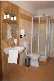 Fürdőszoba - Wellness Hotel-M
