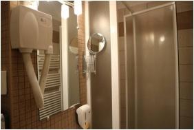 Zuhanyzó, Wellness Hotel-M, Hajdúszoboszló