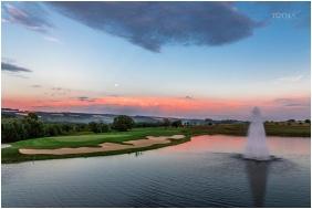Zala Springs Golf Resort, Zalacsány, Golfpálya