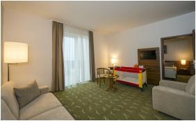 Suıte, Zenıt Hotel Balaton, Vonyarcvasheğy