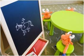 Zenit Hotel Balaton, Vonyarcvashegy, Játszószoba gyerekeknek
