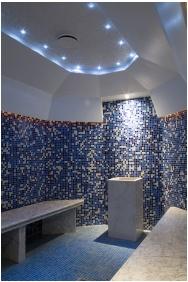 Zenit Hotel Balaton, Gőzfürdő
