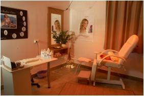 Zent Hotel Balaton, Beauty salon