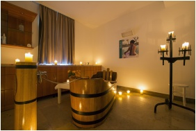 Zenit Hotel Balaton, Vonyarcvashegy, Spa- és wellness-centrum