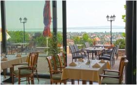 Zenit Hotel Balaton, Étterem - Vonyarcvashegy