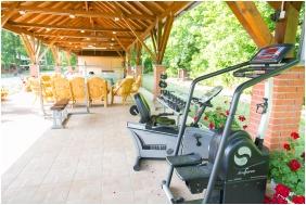 Fitness terem - Zichy Park Hotel
