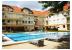 Zöld Béka Wellness Apartmanok, Külső medence - Hajdúszoboszló