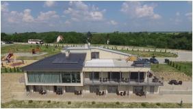 Zsályaliget Hotel és Élménypark, Felülnézet - Pogány