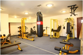Fitness room - Zsory Hotel Fit