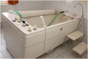 Zsory Hotel Fit, Mezokovesd, Under water massage