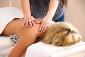 Zsory Hotel Fit, Massage
