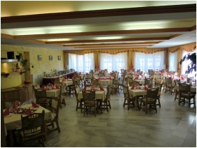 Restaurant - Zsory Hotel Fit