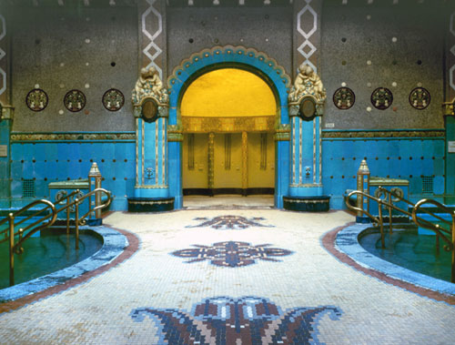 Budapest spa pictures - Turkey Spa