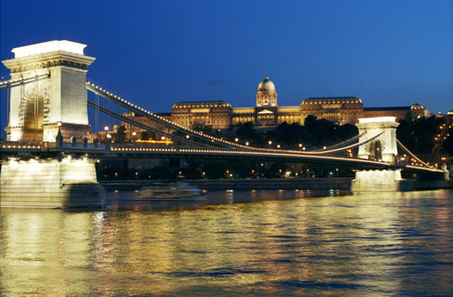 Budapest Panorama Pictures - From Pest